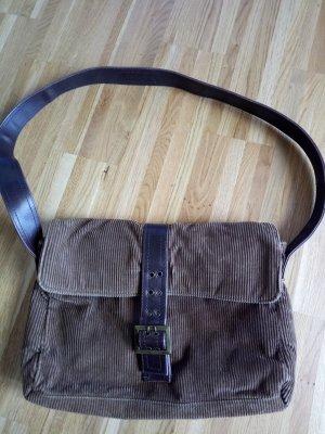 Kord-Handtasche