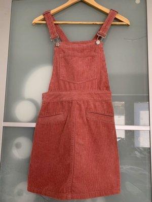 H&M Denim Dress salmon