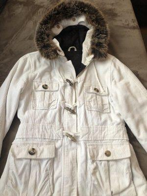 Fake Fur Jacket natural white