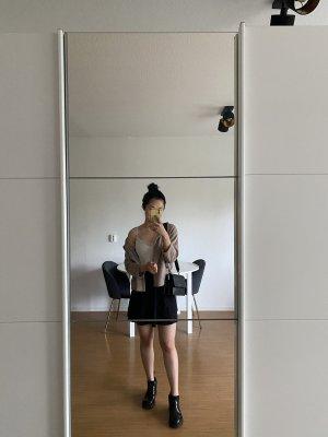 Korean Brown Cardigan
