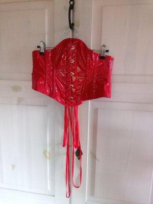 Burleska Lingerie Set red
