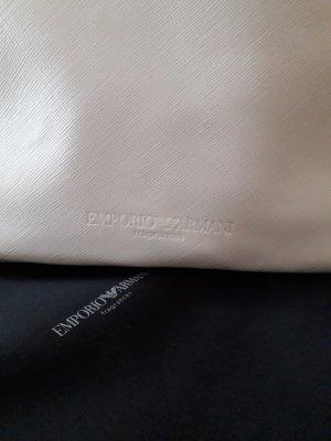 Armani Minibolso blanco puro Poliéster