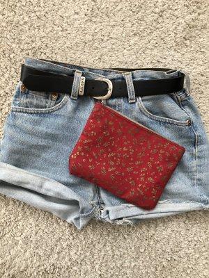 Mini Bag dark red-carmine