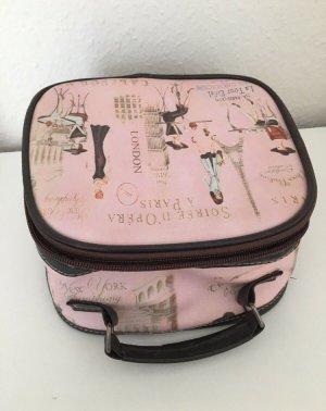 Mini Bag brown-pink