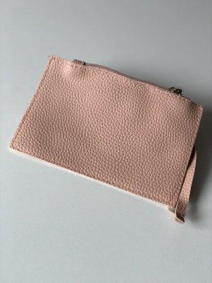 Mini sac rosé-vieux rose