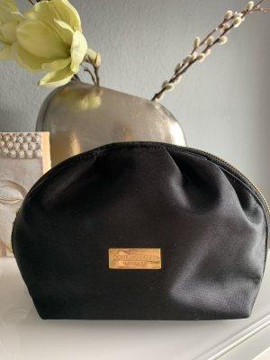 Dolce & Gabbana Trousse à maquillage noir-doré