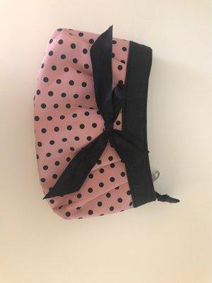 Borsetta mini color oro rosa-nero