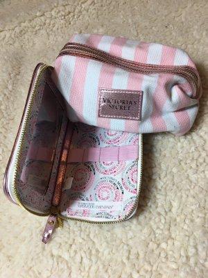 Pink Victoria's Secret Mini sac blanc-rose