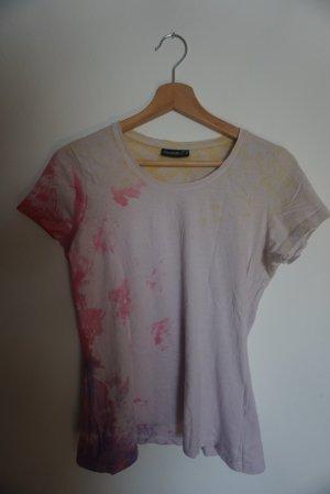 Janina Batik shirt veelkleurig