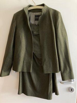 Windsor Tailleur grigio-verde Lana