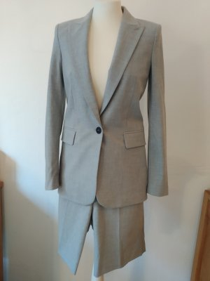 Mango Suit Ladies' Suit light grey