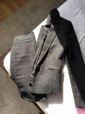 Mango Suit Damespak zwart