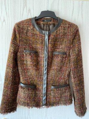 s.Oliver Blazer in lana marrone