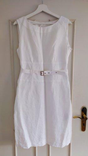 Kostüm Kleid Leinen