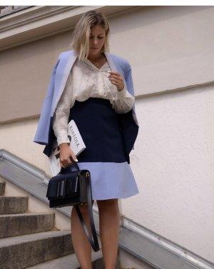 Kostüm mehrfarbig Business-Look