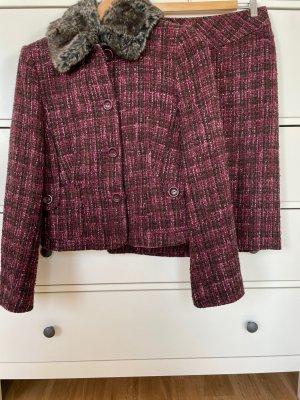 Oasis Ladies' Suit multicolored cotton