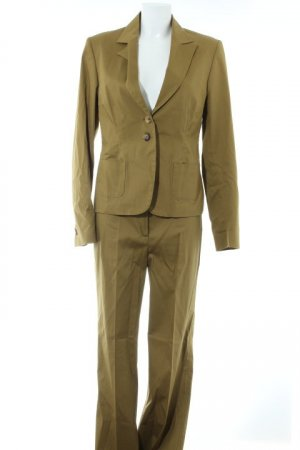 Kostüm olivgrün Business-Look