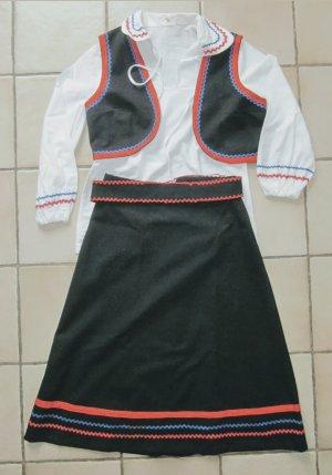 Kostüm Polka Neuwertig