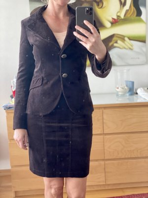 Rocco Barocco Ladies' Suit dark brown