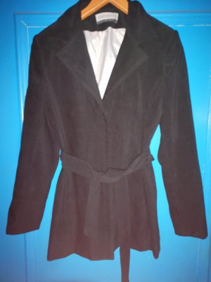 Kostüm schwarz mit Maxirock Gr 36