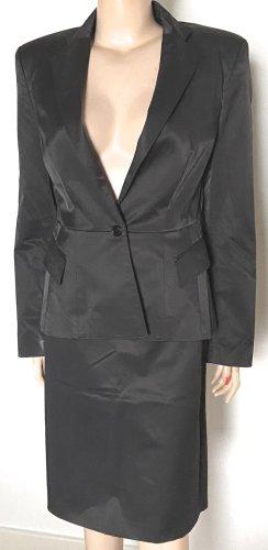 Strenesse Ladies' Suit anthracite cotton