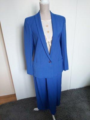 Basile Ladies' Suit neon blue