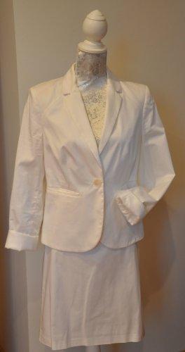 Kostüm Weiß