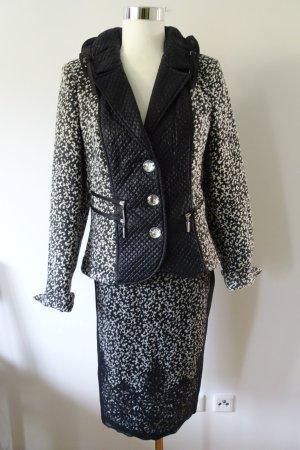 Airfield Ladies' Suit natural white-black