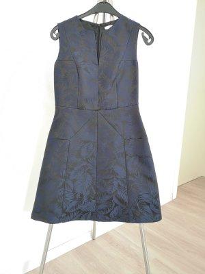 Koton A Line Dress anthracite-dark violet
