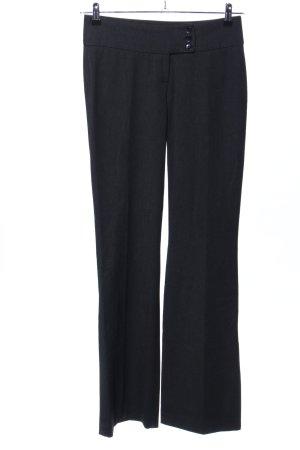 Koton Pantalón de vestir negro look casual