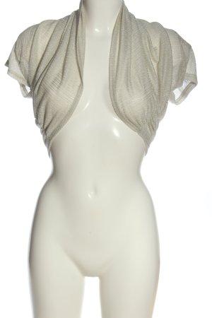 Koton Bolero natural white elegant