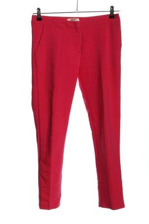 Koton Bandplooibroek rood casual uitstraling