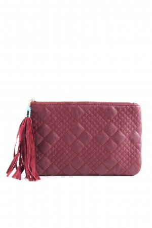 Koton Clutch pink Steppmuster Casual-Look