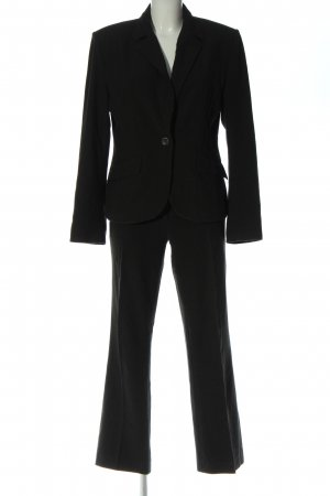 Koton Garnitur damski czarny W stylu biznesowym
