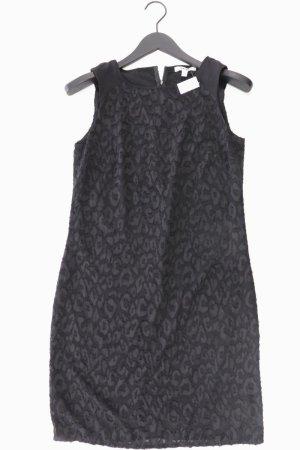 Koton Kleid schwarz Tierdruck Größe 36