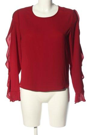 Koton Camicetta a maniche lunghe rosso stile professionale