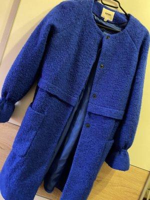 Koton Down Coat dark blue-blue