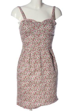 Koton Minikleid Blumenmuster Casual-Look