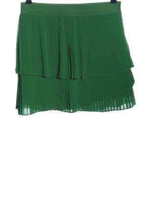Koton Plisseerock grün Casual-Look