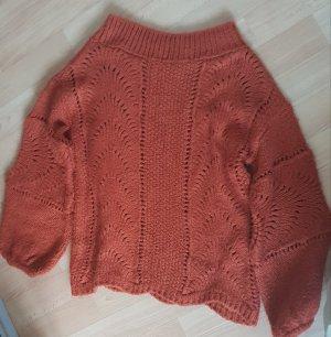 Koton Oversized Sweater russet