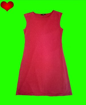 Koton Robe en laine rouge