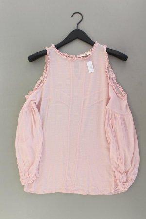 Koton Ruffled Blouse dusky pink-pink-light pink-pink