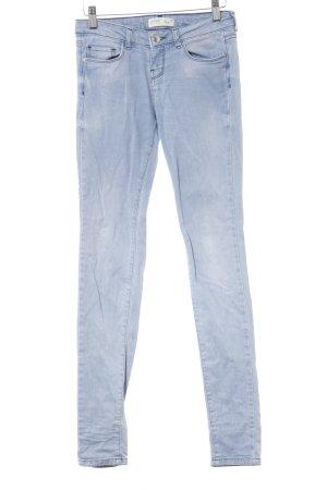 Koton Skinny Jeans hellblau Casual-Look