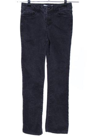 Koton Jeansy ze stretchu czarny W stylu casual