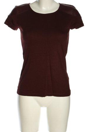 Koton T-Shirt braun Casual-Look