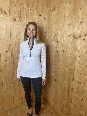 Kou Sportswear Sudadera de forro blanco Licra