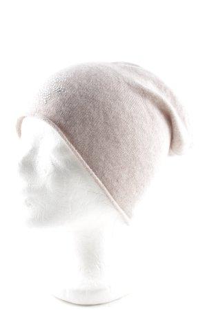 Krämer Bonnet blanc cassé style décontracté