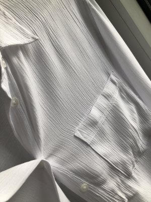H&M Colletto camicia bianco