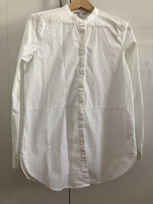 Kragenlose Long-Bluse von Esprit