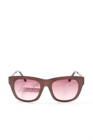 KRASS ovale Sonnenbrille